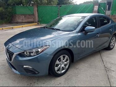 Mazda 3 Sedan i Aut usado (2014) color Azul precio $177,000