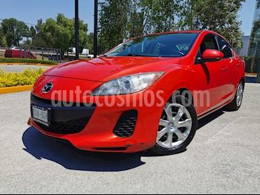 Mazda 3 Sedan i usado (2012) color Rojo Fugaz precio $115,000