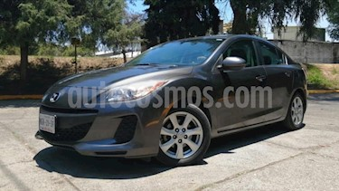 Mazda 3 Sedan 4P I 2.0L AT usado (2012) color Gris precio $122,500