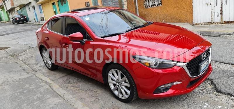 Mazda 3 Sedan i Grand Touring Aut usado (2018) color Rojo precio $295,000