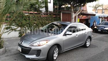 Mazda 3 Sedan i Touring Aut usado (2013) color Plata precio $138,000