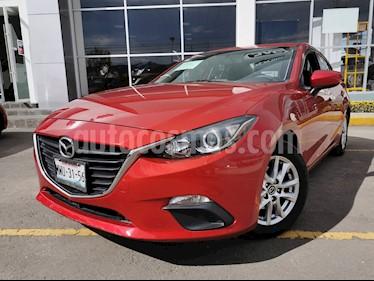 Mazda 3 Sedan i Touring usado (2016) color Rojo precio $194,999