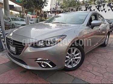 Mazda 3 Sedan i 2.0L Touring Aut usado (2016) color Plata precio $205,000