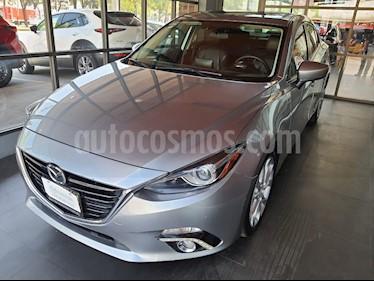 Mazda 3 Sedan s Grand Touring Aut usado (2016) color Plata precio $225,000