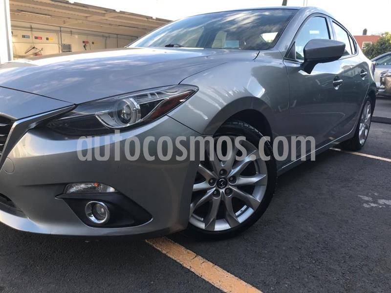 Foto Mazda 3 Sedan s Grand Touring Aut usado (2014) color Plata precio $200,000
