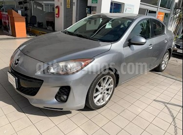 Mazda 3 Sedan i Grand Touring Aut usado (2012) color Gris Titanio precio $134,900
