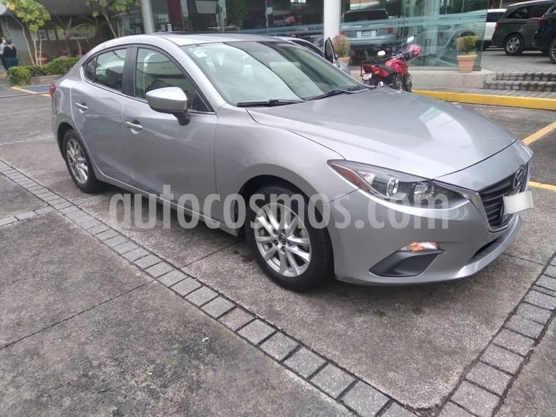 Mazda 3 Sedan i 2.0L Touring Aut usado (2016) color Gris Oscuro precio $217,000