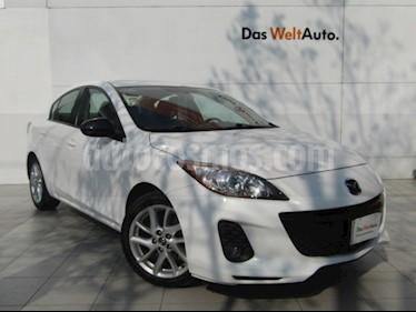 Mazda 3 Sedan s usado (2013) color Blanco Cristal precio $149,000