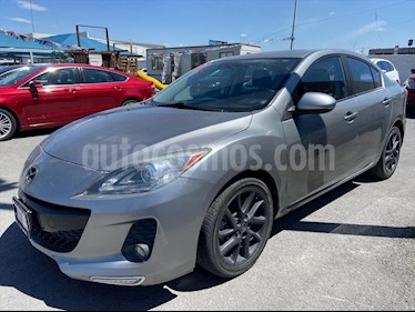 Mazda 3 Sedan s Grand Touring Aut usado (2012) color Plata precio $108,000
