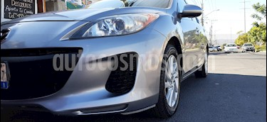 Mazda 3 Sedan i 2.0L Touring Aut usado (2013) color Gris precio $145,000