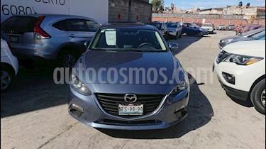 Mazda 3 Sedan i 2.0L Touring Aut usado (2015) color Azul precio $205,000