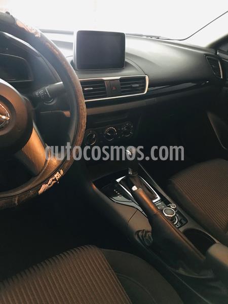 Mazda 3 Sedan i 2.0L Touring Aut usado (2015) color Negro precio $220,000
