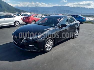Mazda 3 Sedan i 2.0L Touring Aut usado (2016) color Negro precio $208,900