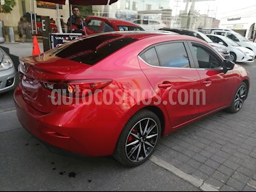 Mazda 3 Sedan i 2.0L Touring Aut usado (2018) color Rojo precio $259,000