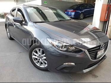 Mazda 3 Sedan i Touring usado (2015) color Gris precio $190,000
