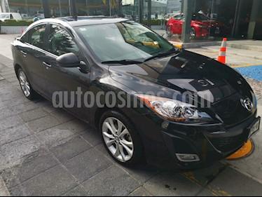 Foto Mazda 3 Sedan s Aut usado (2011) color Negro precio $147,000