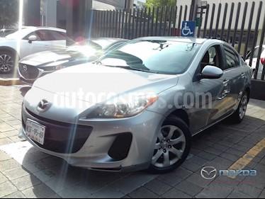 Mazda 3 Sedan i  usado (2013) color Aluminio precio $125,000