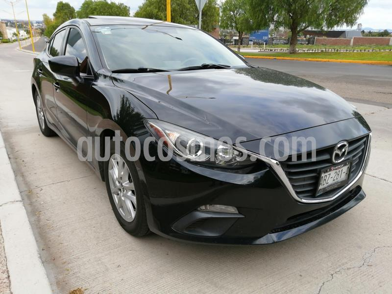 Mazda 3 Sedan i 2.0L Touring Aut usado (2015) color Negro precio $179,500
