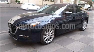 Mazda 3 Sedan s Grand Touring Aut usado (2018) color Azul precio $299,000