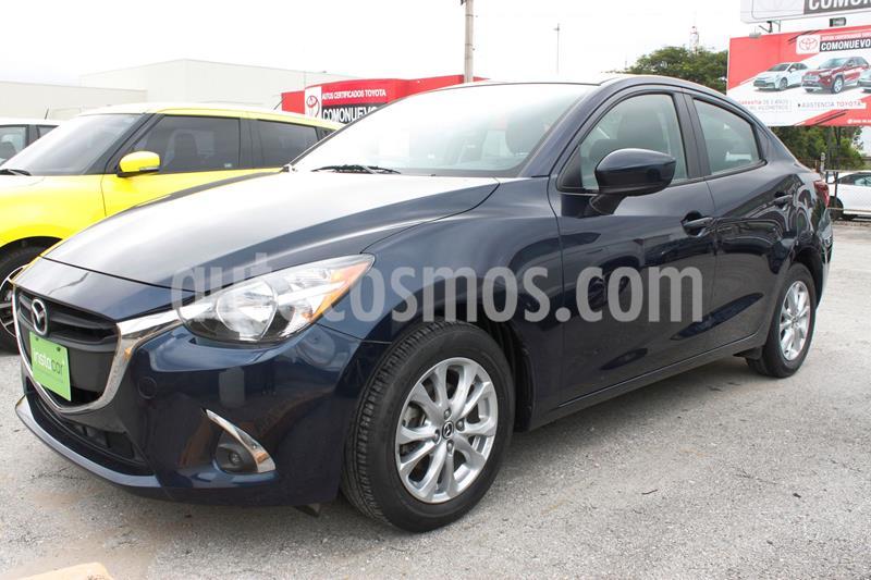 Mazda 3 Sedan i Grand Touring Aut usado (2019) color Azul precio $245,000