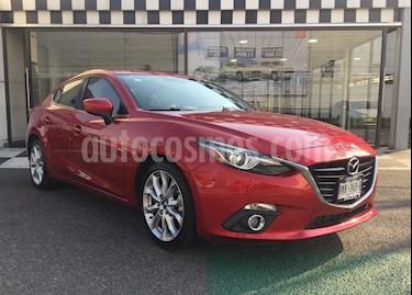 Mazda 3 Sedan i Touring usado (2016) color Rojo precio $225,000