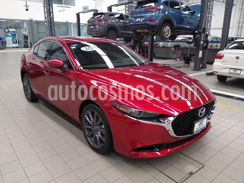 Mazda 3 Sedan i Grand Touring Aut usado (2020) color Rojo precio $380,000