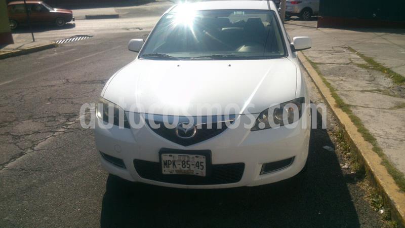 Mazda 3 Sedan i Touring usado (2008) color Blanco precio $85,000