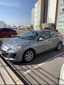 Mazda 3 Sedan i Aut usado (2012) color Plata precio $127,000