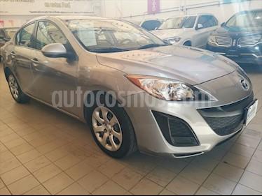 Mazda 3 Sedan i Aut usado (2011) color Gris precio $128,000