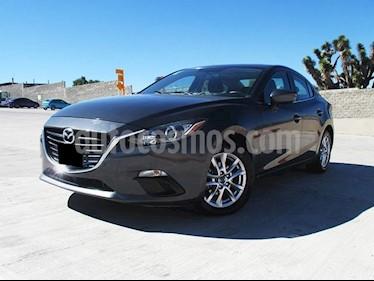foto Mazda 3 Sedan i Touring usado (2016) color Gris Meteoro precio $230,000