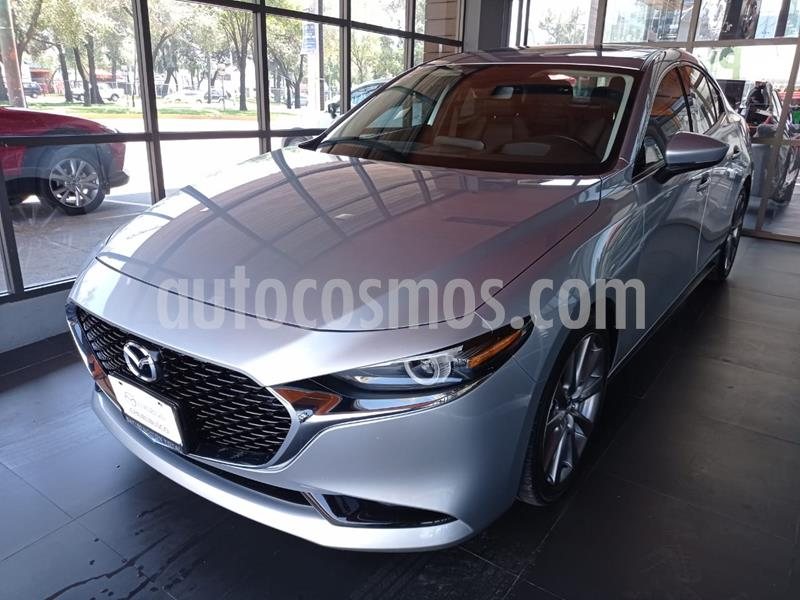 Mazda 3 Sedan i Grand Touring Aut usado (2020) color Gris Metalico precio $393,000