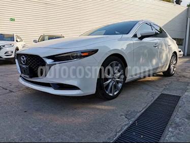 Mazda 3 Sedan i Sport usado (2019) color Blanco precio $349,000