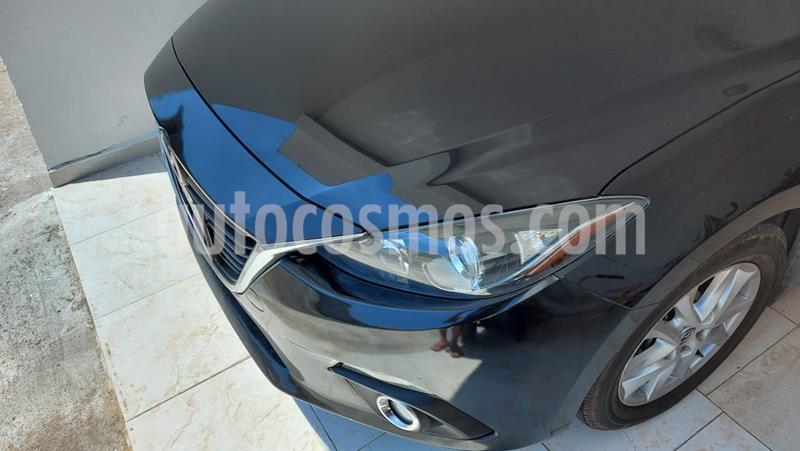 Mazda 3 Sedan i Touring Aut usado (2015) color Negro precio $195,000
