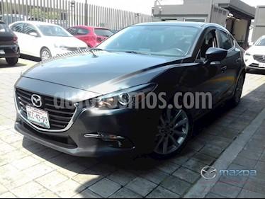 Mazda 3 Sedan i Sport usado (2018) color Gris Titanio precio $280,000
