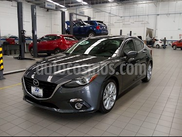 Mazda 3 Sedan s Grand Touring Aut usado (2015) color Gris precio $225,000
