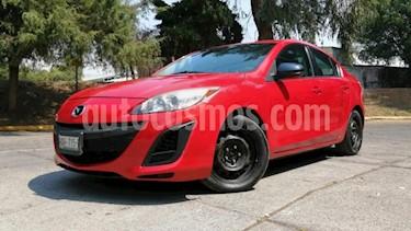 Mazda 3 Sedan 4P I 2.0L AT usado (2011) color Rojo precio $118,000