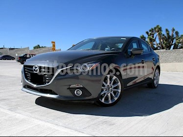 Mazda 3 Sedan s Grand Touring Aut usado (2016) color Gris Meteoro precio $235,000