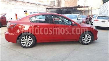 Mazda 3 Sedan i Touring usado (2013) color Rojo Vivo precio $148,000