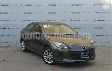 Mazda 3 Sedan s Aut usado (2012) color Grafito precio $145,000
