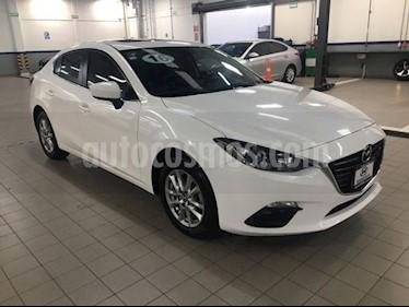 Mazda 3 Sedan i Touring usado (2016) color Blanco precio $209,000