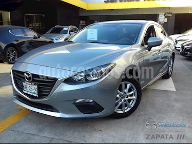 Mazda 3 Sedan i Touring Aut usado (2016) color Aluminio precio $215,000