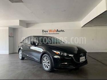 Mazda 3 Sedan i usado (2018) color Negro precio $251,000