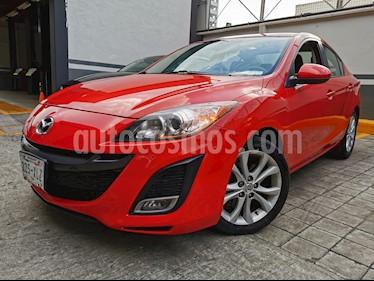Mazda 3 Sedan I Sport Aut usado (2011) color Rojo precio $120,000