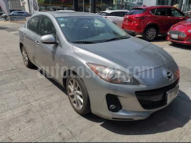 Mazda 3 Sedan s Aut usado (2013) color Aluminio precio $130,000