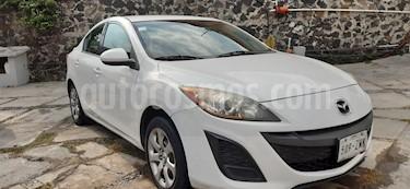 Mazda 3 Sedan i Touring usado (2011) color Blanco precio $110,000