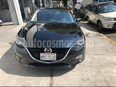 Mazda 3 Sedan i Grand Touring Aut usado (2016) color Negro precio $235,000
