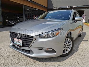 Mazda 3 Sedan i Touring usado (2018) color Plata Sonic precio $260,000