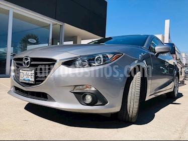 Mazda 3 Sedan s Aut usado (2016) color Plata precio $212,000