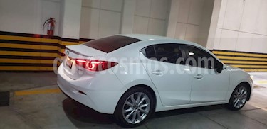 Mazda 3 Sedan s Grand Touring Aut usado (2014) color Blanco precio $195,000