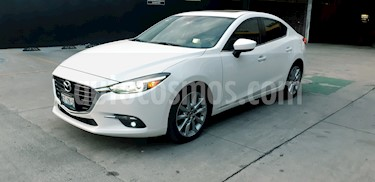 Mazda 3 Sedan s Grand Touring Aut usado (2018) color Blanco Perla precio $309,900
